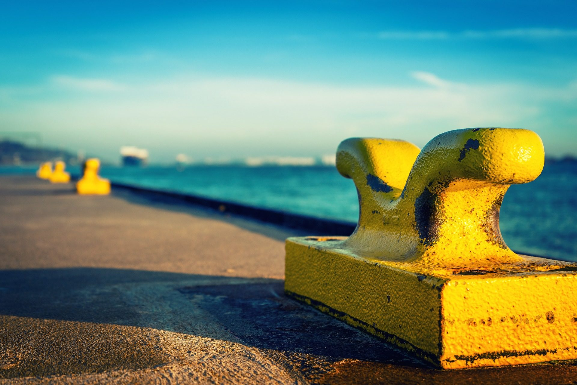 puerto, amarre, mar, elba, hamburgo - Fondos de Pantalla HD - professor-falken.com