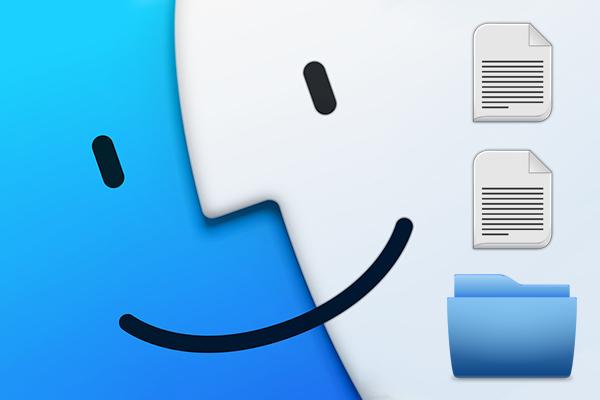 フォルダーまたはファイルのファインダーの上部のツールバーを追加する方法