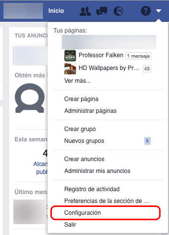 Cómo ver o eliminar todas las búsquedas que has hecho en Facebook - Image 1 - professor-falken.com.jpg