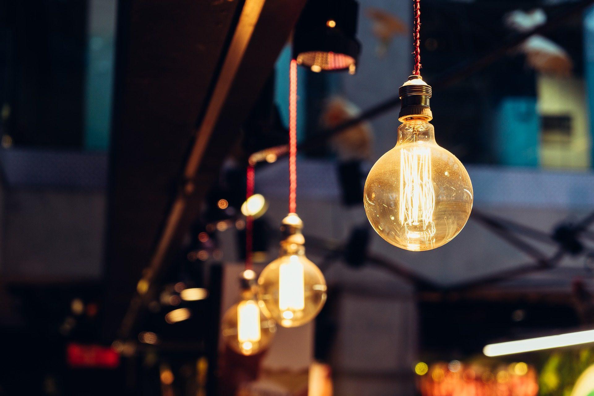 лампочки, фары, резисторы, нити, яркость - Обои HD - Профессор falken.com