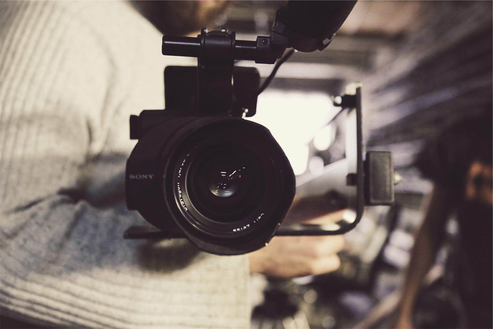 カメラ, ビデオ, プロフェッショナル, テレビ, 目的 - HD の壁紙 - 教授-falken.com
