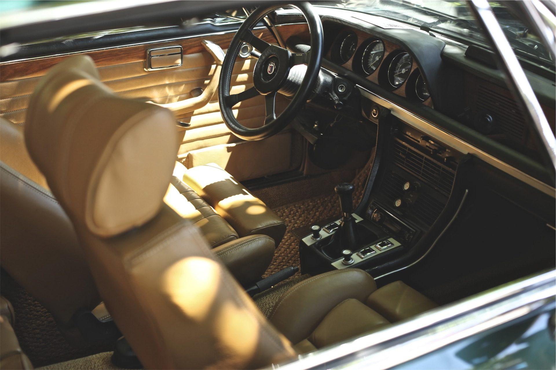 سيارات, داخل, القديمة, خمر, لوحة المعلومات, مقاعد - خلفيات عالية الدقة - أستاذ falken.com