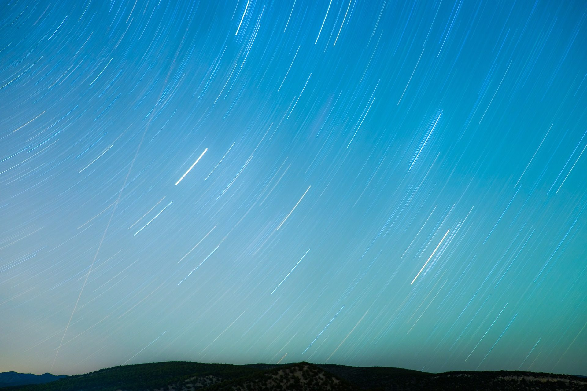 Star, nuit, Time-lapse, mouvement, Sky - Fonds d'écran HD - Professor-falken.com