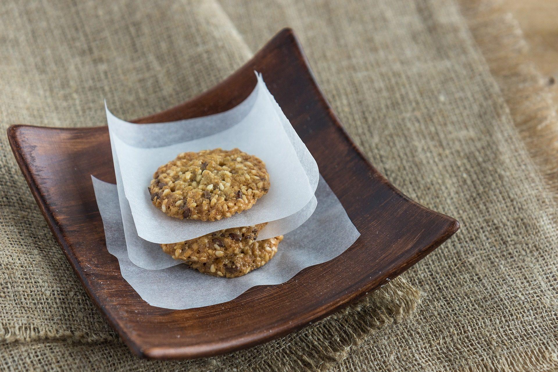 Cookies, Getreide, Schüssel, süß, Dessert - Wallpaper HD - Prof.-falken.com