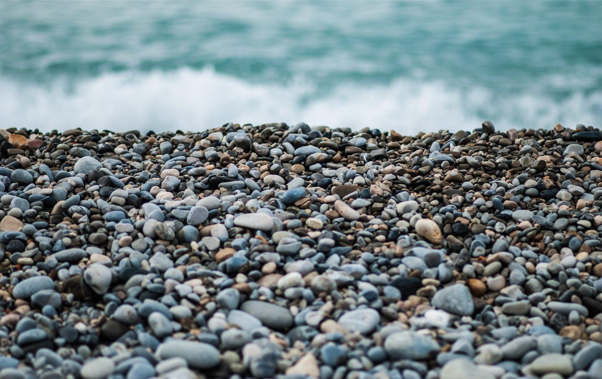 Stein, Strand, Wasser, Meer, Ufer - Wallpaper HD - Prof.-falken.com