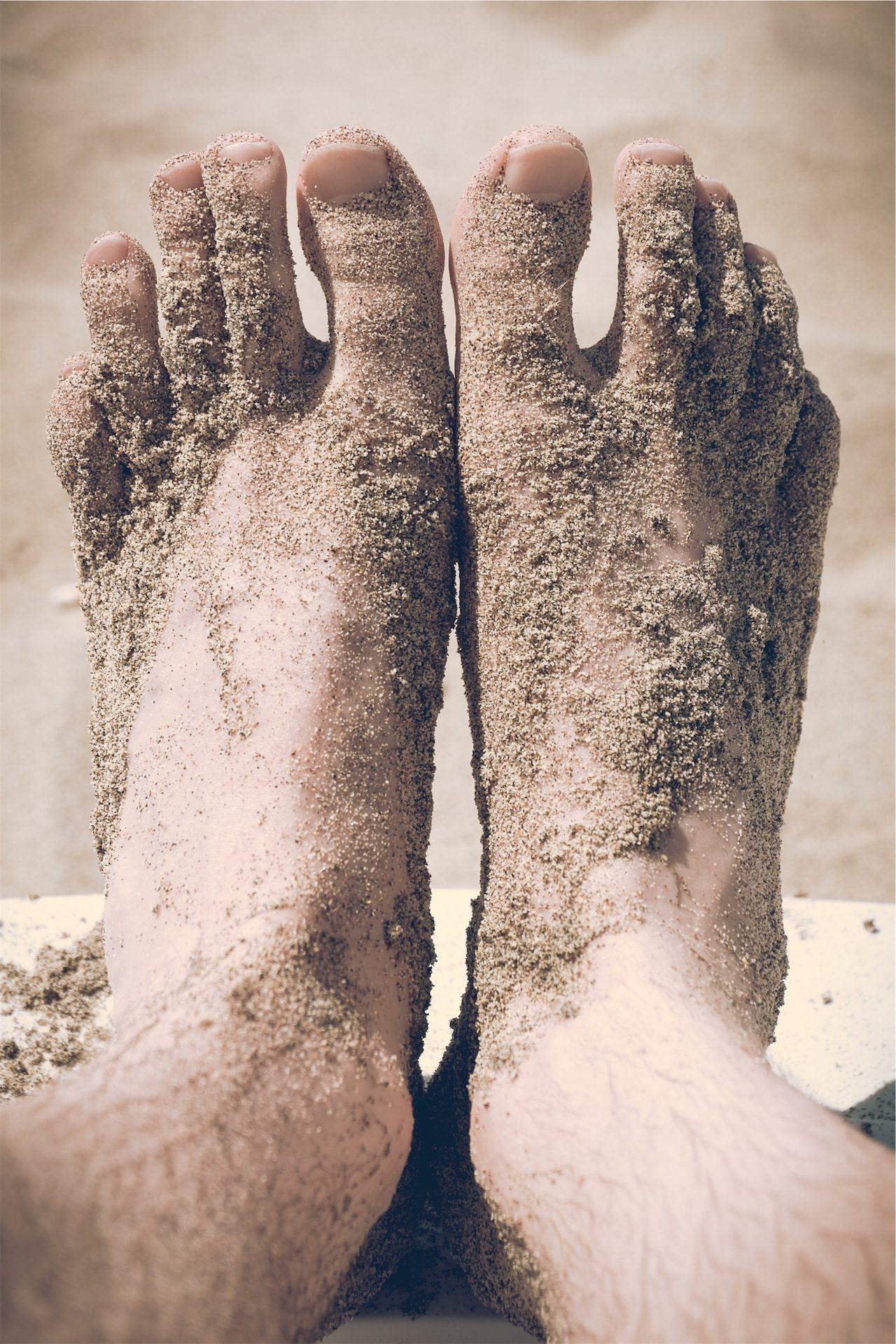 フィート, 砂, 裸足, 汚い, ビーチ - HD の壁紙 - 教授-falken.com