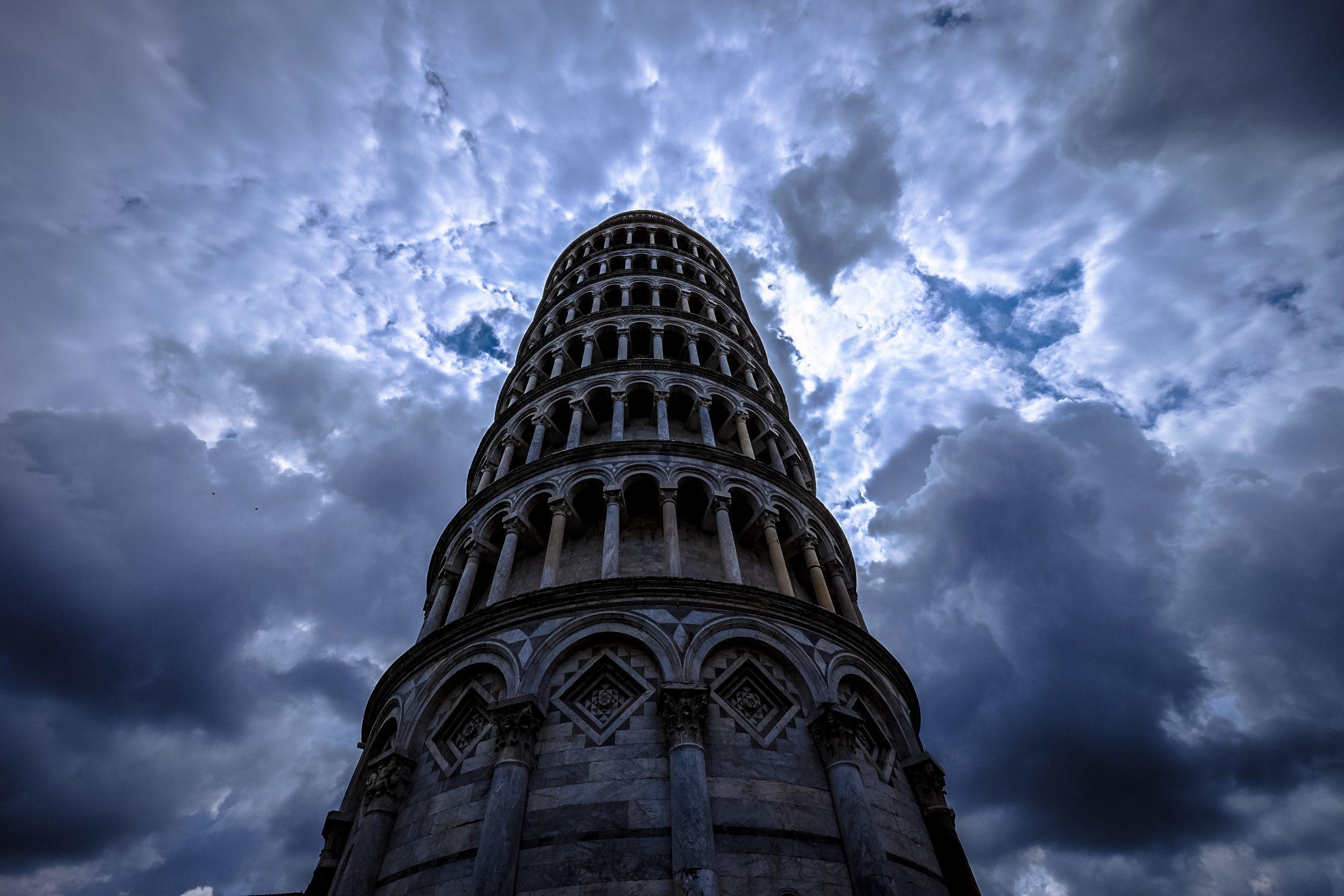 タワー, ピサ, イタリア, 空, 雲, 曇り - HD の壁紙 - 教授-falken.com