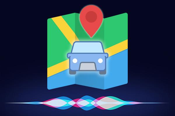 Cómo hacer que Siri te recuerde donde has aparcado el coche