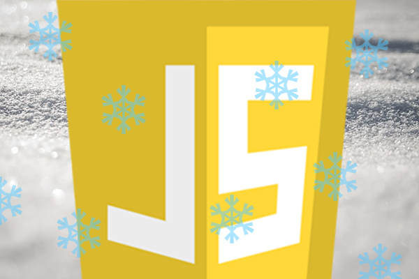 Comment faire de la neige dans votre page ou site Web.