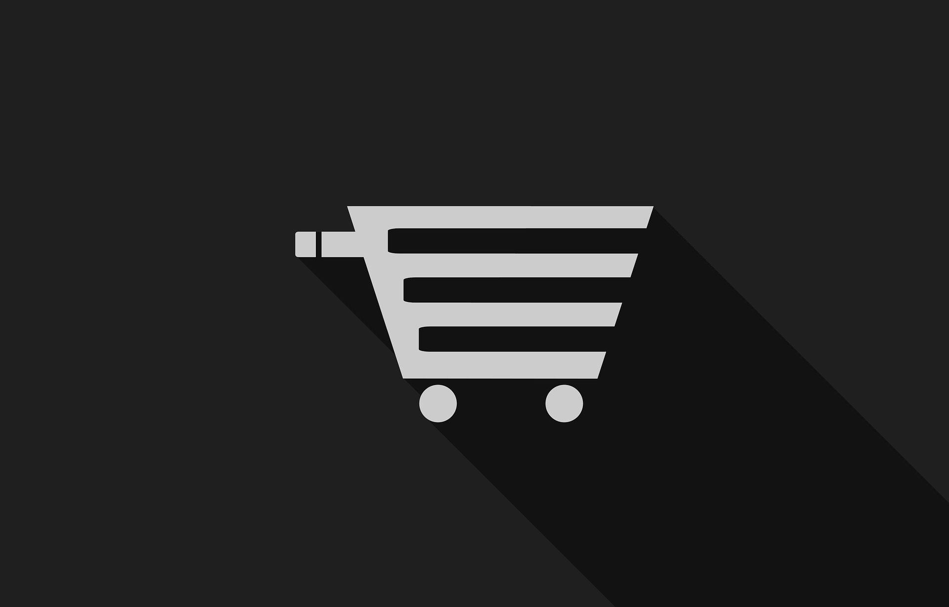 carrinho, compra, caminho, comercio electrónico, comércio eletrônico, loja online - Papéis de parede HD - Professor-falken.com