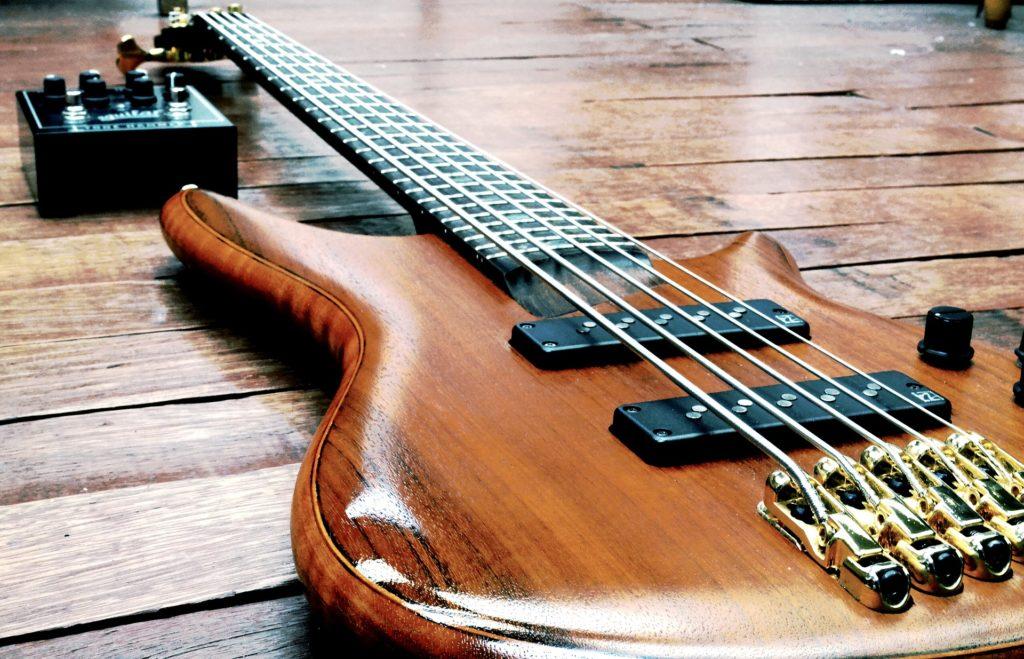 Guitarra, elétrica, cadeias de caracteres, madeira, solo, 1612041655