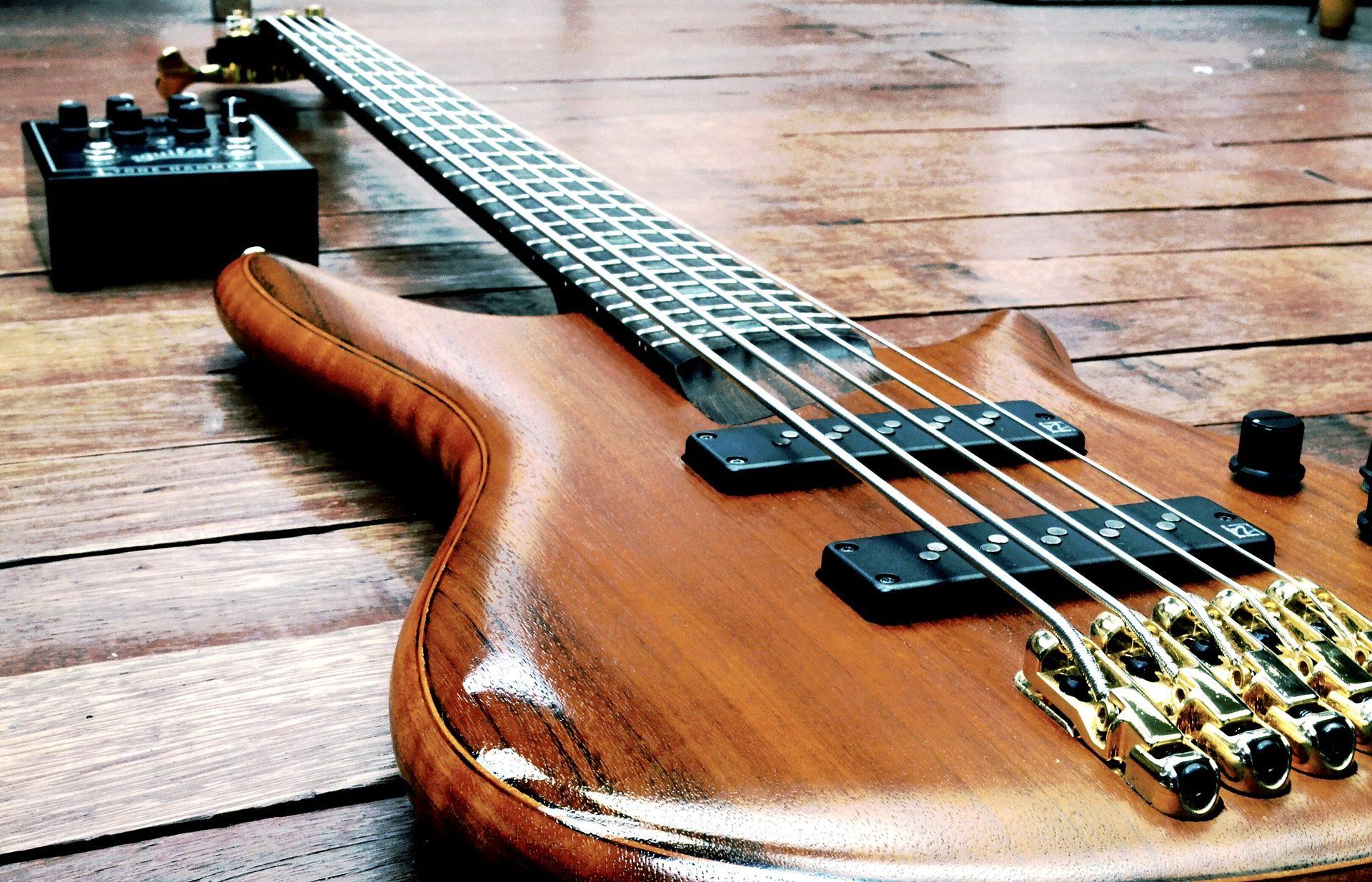 guitarra, electrica, cuerdas, madera, suelo - Fondos de Pantalla HD - professor-falken.com