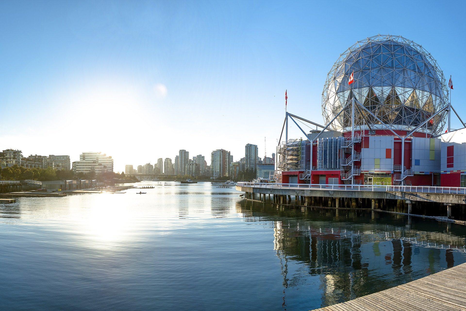 Μουσείο, Επιστήμη, αρχιτεκτονική, Πόλη, Βανκούβερ, Καναδάς - Wallpapers HD - Professor-falken.com