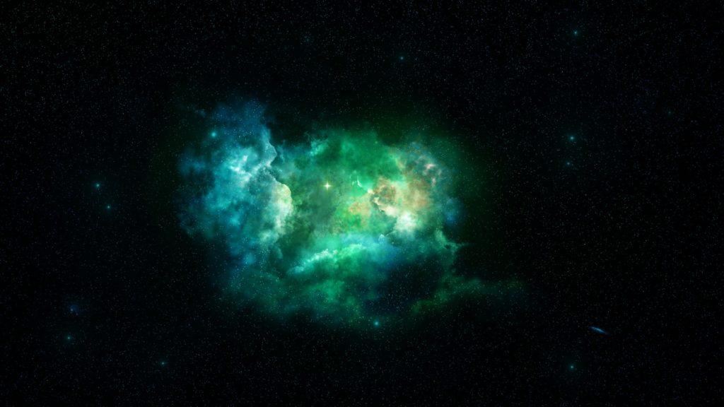 星云, 银河, 空间, 粉, 气体, 小说, 1612231542