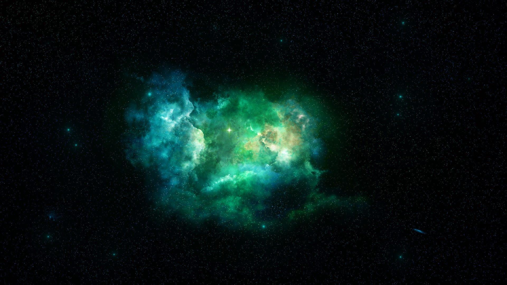 Nébuleuse, Galaxy, espace, poudre, gaz, fiction - Fonds d'écran HD - Professor-falken.com