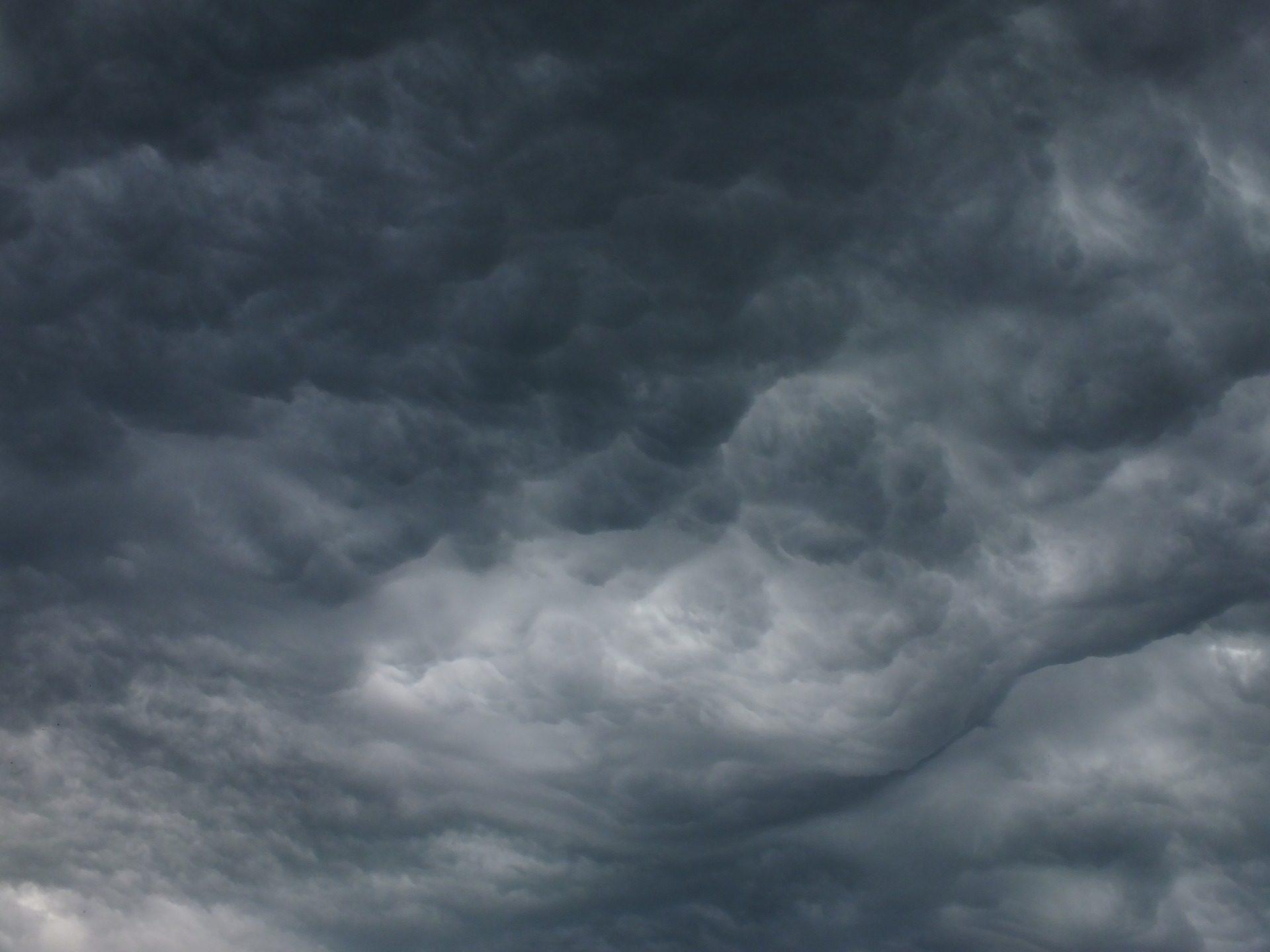 nuvole, Nubi cumuliformi, Tempesta, nuvoloso, Cielo - Sfondi HD - Professor-falken.com