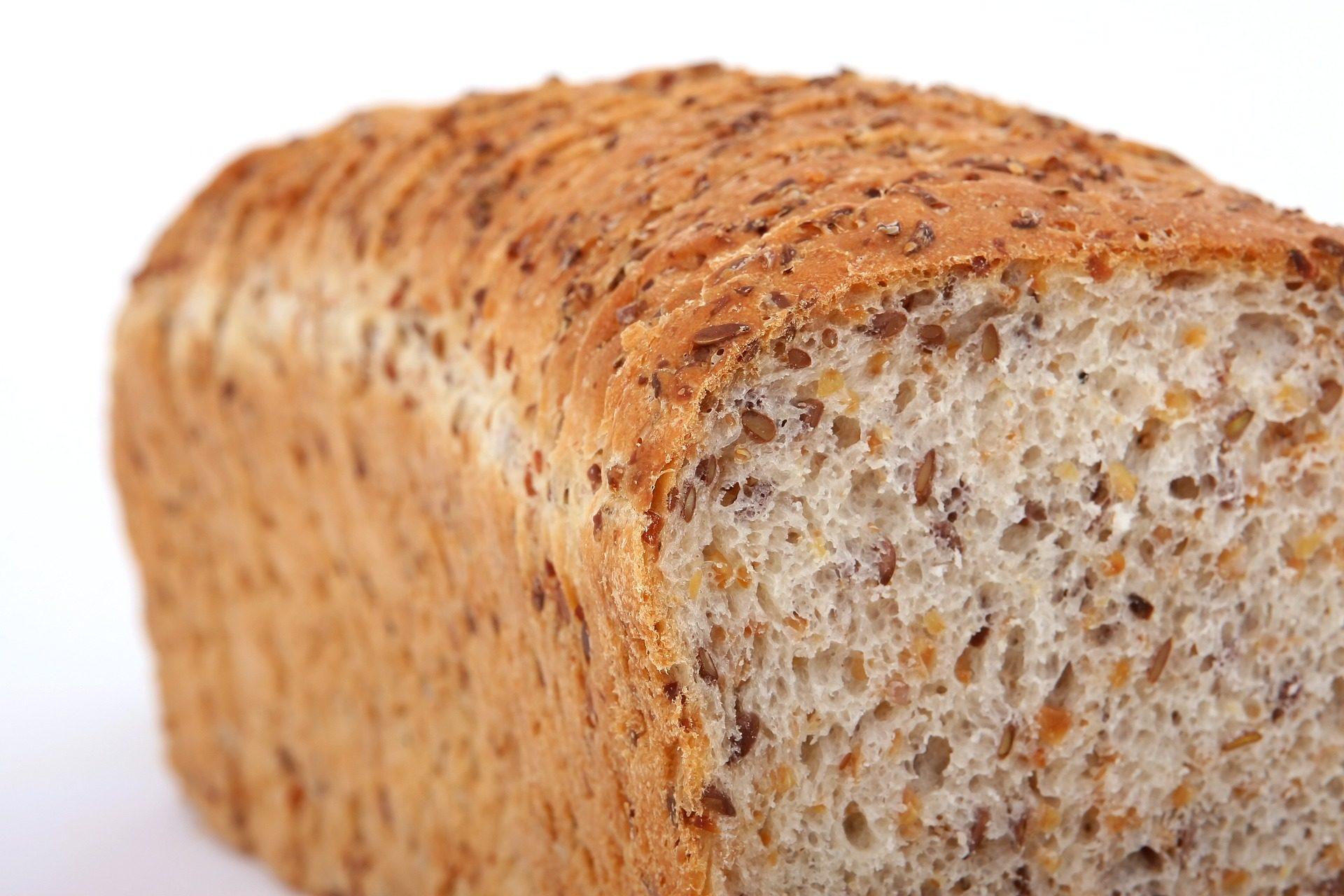 面包, 谷物, 早餐, 饮食, 纤维, 开胃菜 - 高清壁纸 - 教授-falken.com