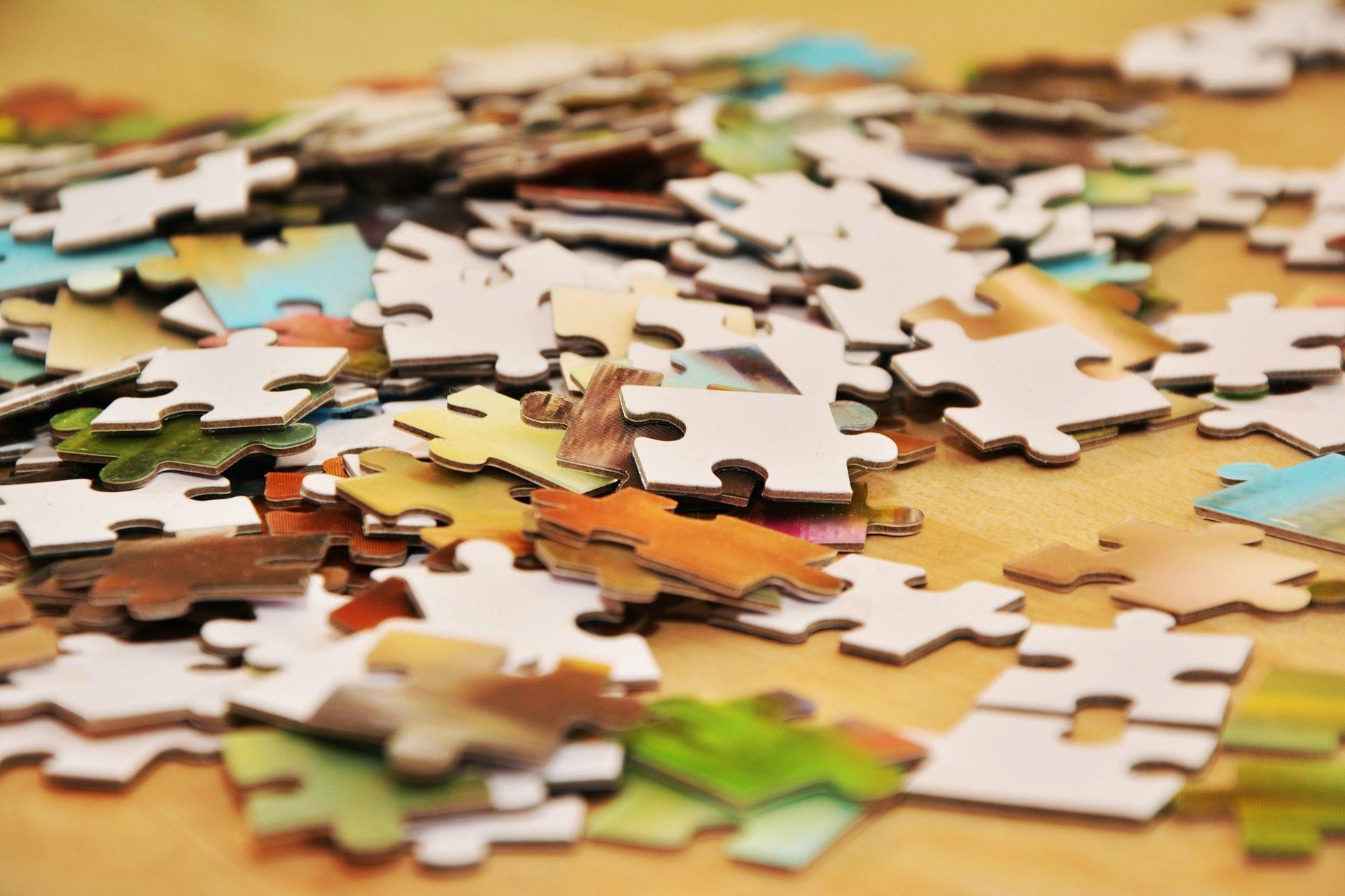 Puzzle, Teile, Spiel, Geschicklichkeit, Geduld - Wallpaper HD - Prof.-falken.com