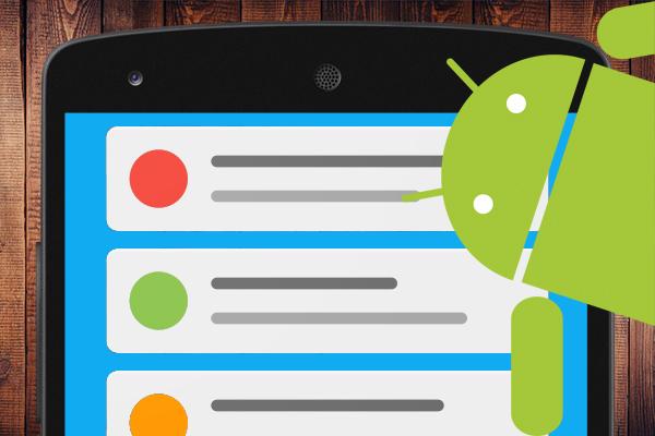 कैसे से बचने कि सूचनाएं अपने Android के लॉक की स् क्रीन में प्रदर्शित होते हैं