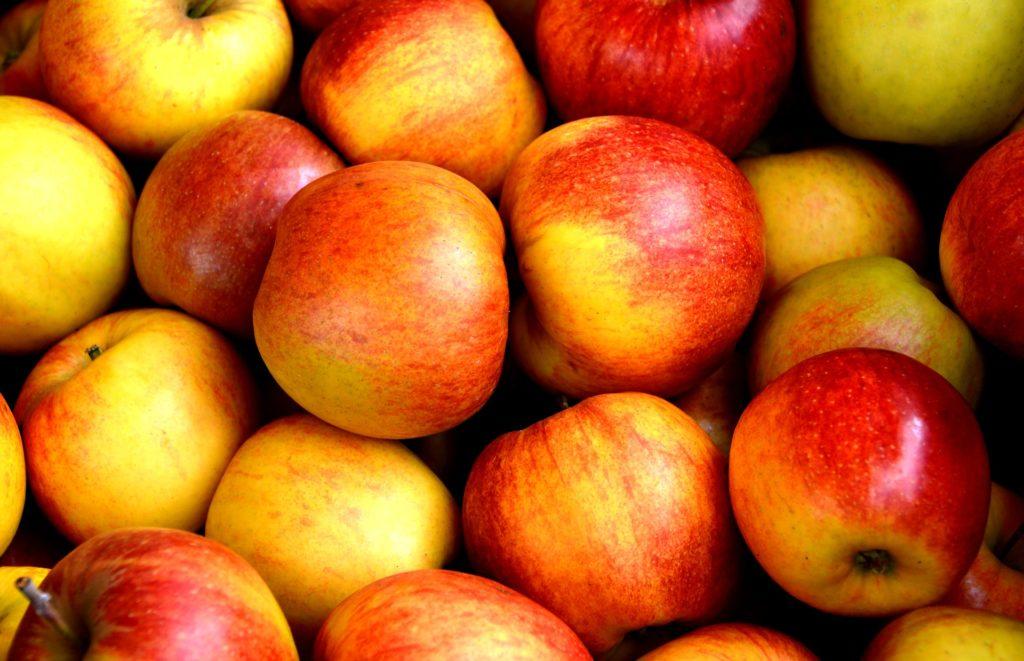 苹果, 但是, 水果, 健康, 多彩, 1701161833