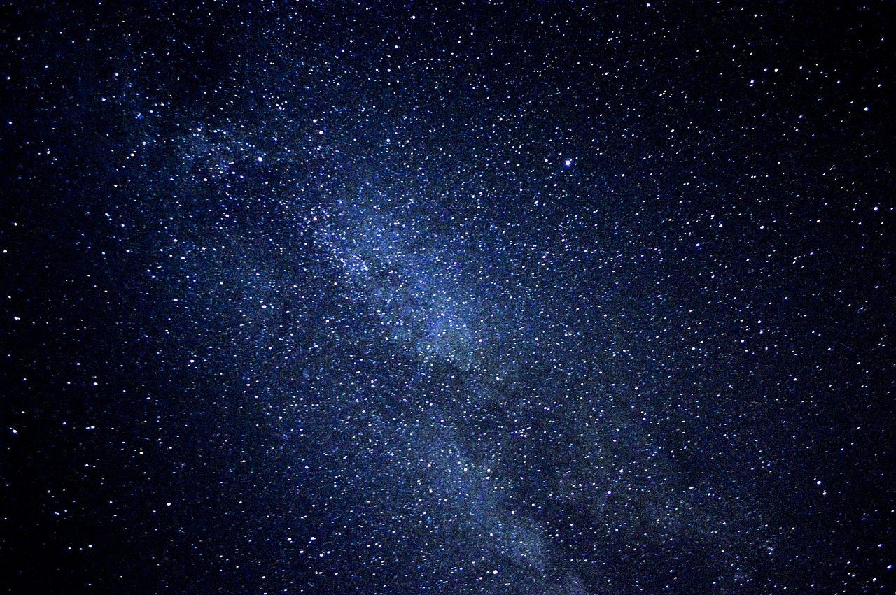 Fundo De Tela De Noite Estrela Espa O Constela O De Gal Xia  -> Imagens Do Universo Para Papel De Parede