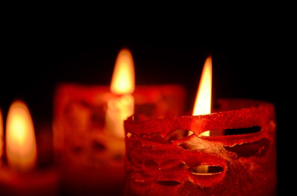 蜡烛, 火焰, 消防, 蜡, 沉郁, 黑暗, 1701311449