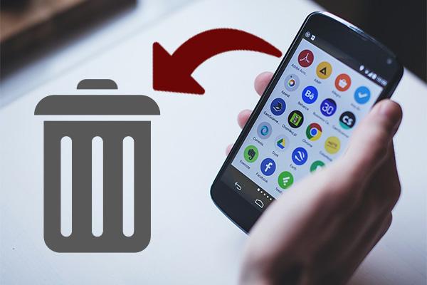 की स्थापना रद्द करें या अपने Android मोबाइल फोन से कोई अनुप्रयोग निकालने के लिए कैसे