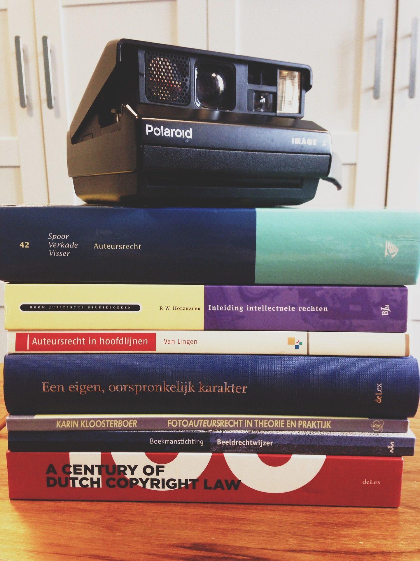 appareil photo, photographie, Polaroid, livres, Vintage, vieux - Fonds d'écran HD - Professor-falken.com