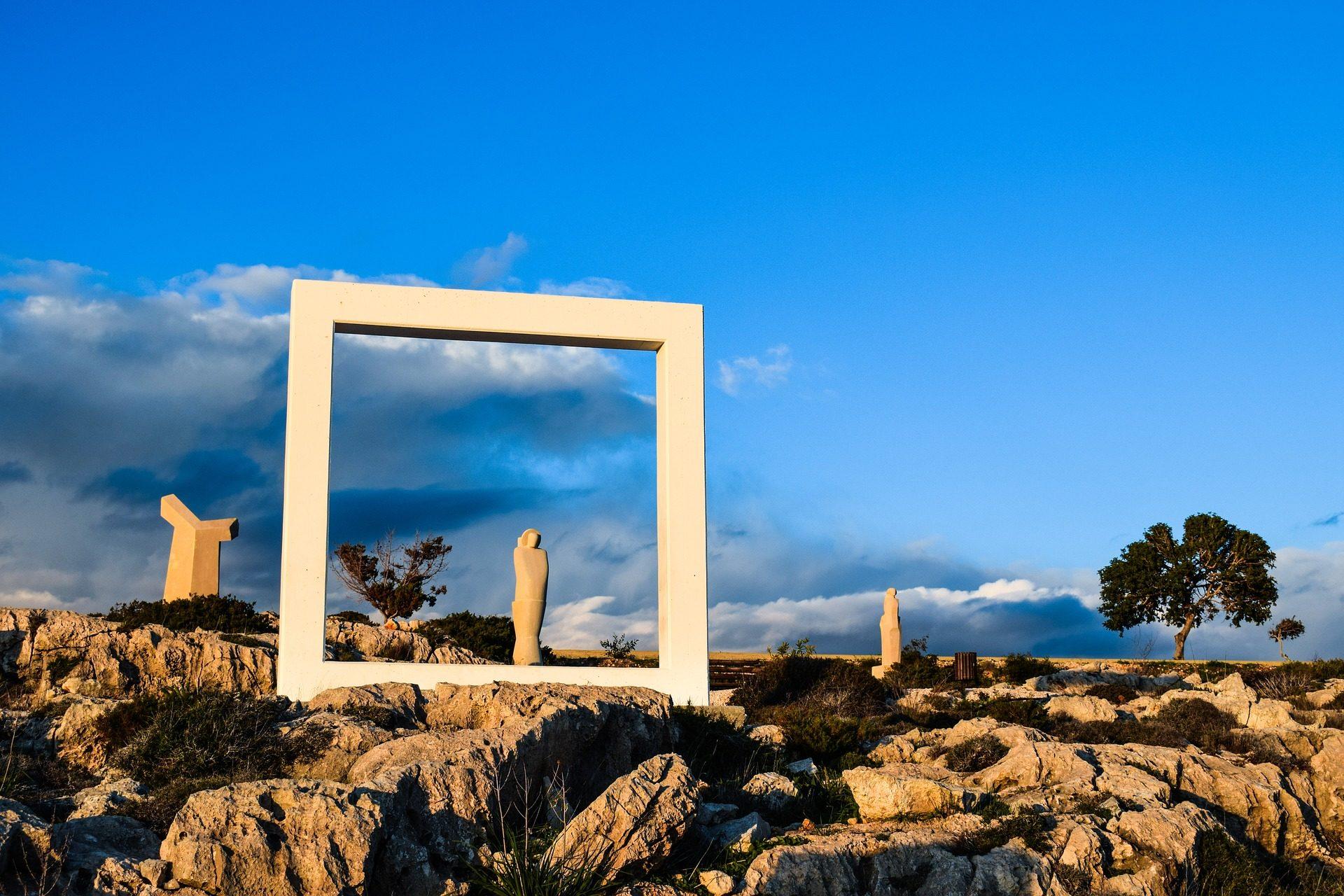 esculturas, parque, estatuas, ayia napa, chipre - Fondos de Pantalla HD - professor-falken.com