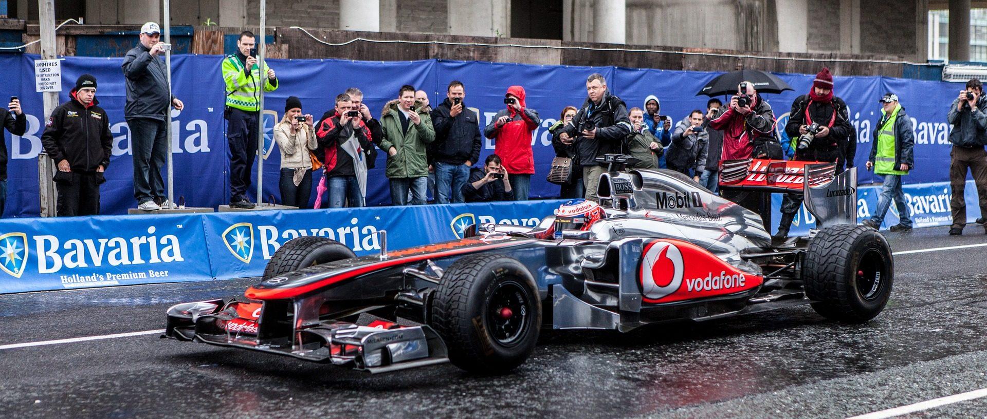 fórmula 1, carro, Corrida, Jenson button, velocidade - Papéis de parede HD - Professor-falken.com
