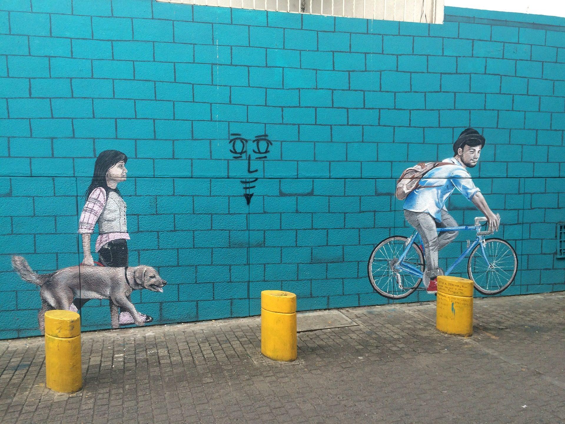 落書き, muro, 壁, 塗装, アート, 文化 - HD の壁紙 - 教授-falken.com