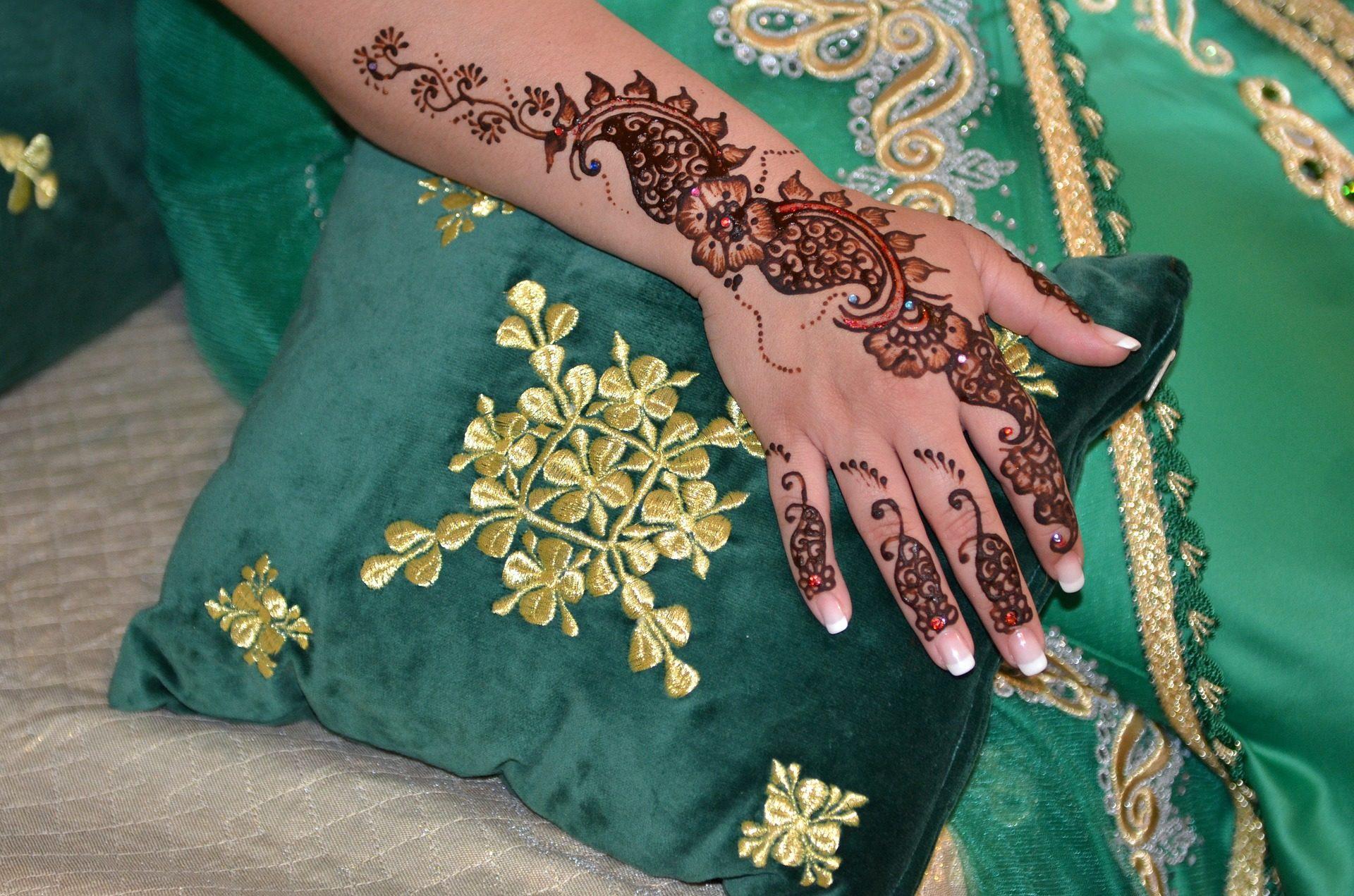 اليد, امرأة, جينا, الوشم, اللوحة - خلفيات عالية الدقة - أستاذ falken.com