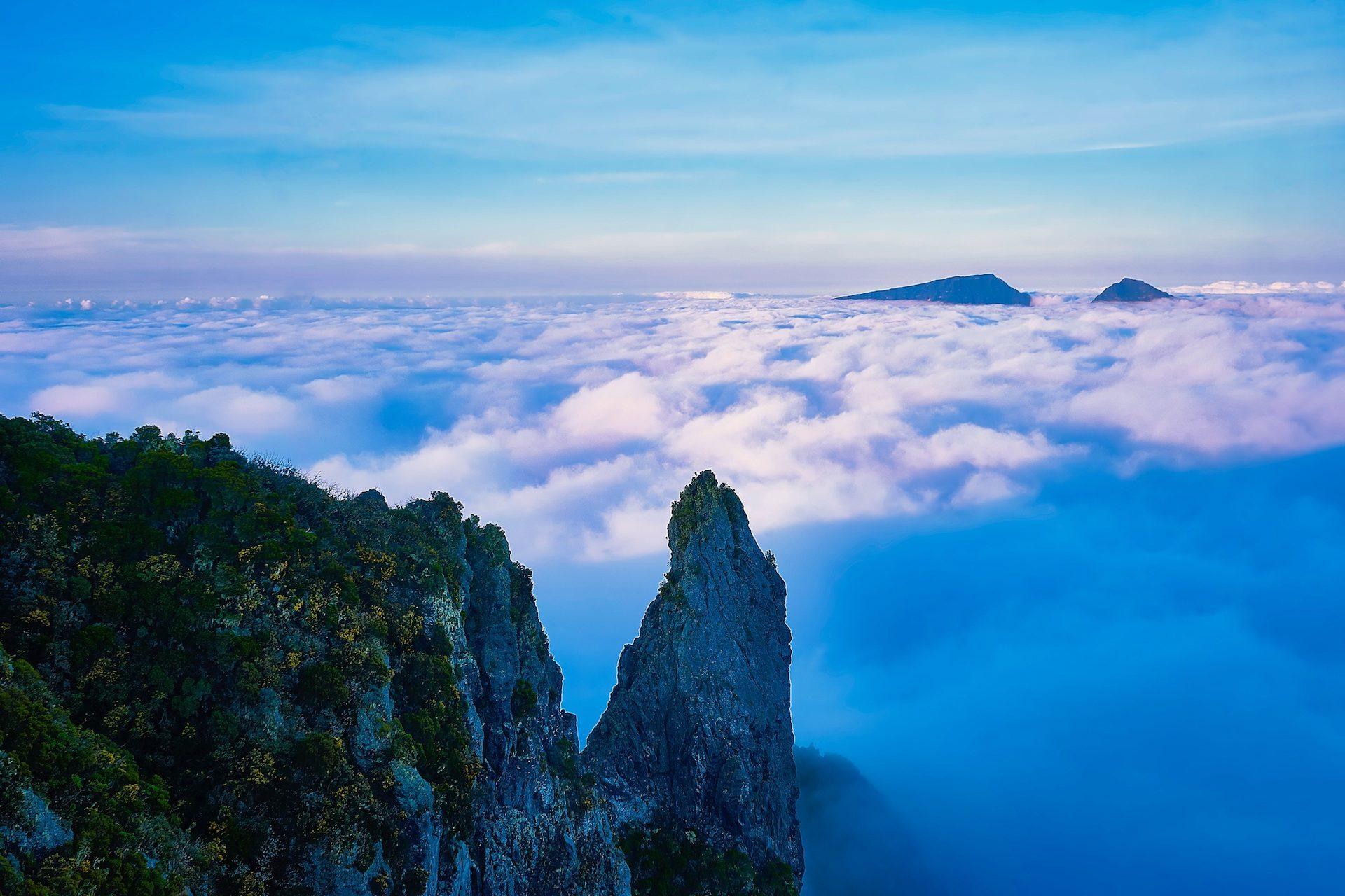 雲, 山, ハイツ, ページのトップへ, まいど pito, 火山, 島会議 - HD の壁紙 - 教授-falken.com