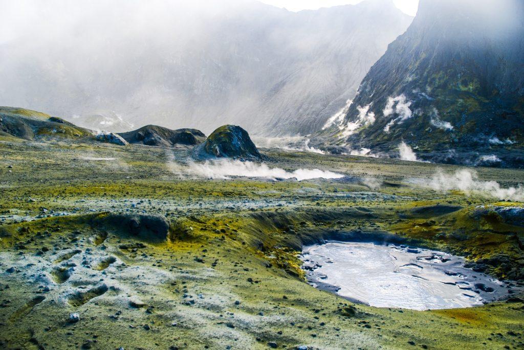 volcán, géiser, termas, aguas, termales, caliente, azufre, 1702191044