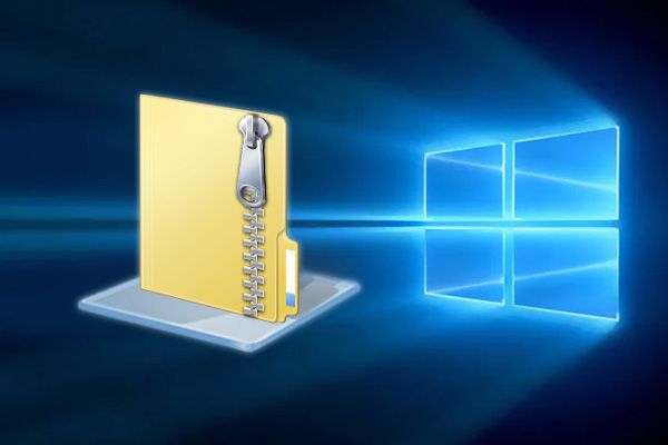 Como compactar ou descompactar arquivos e pastas no Windows