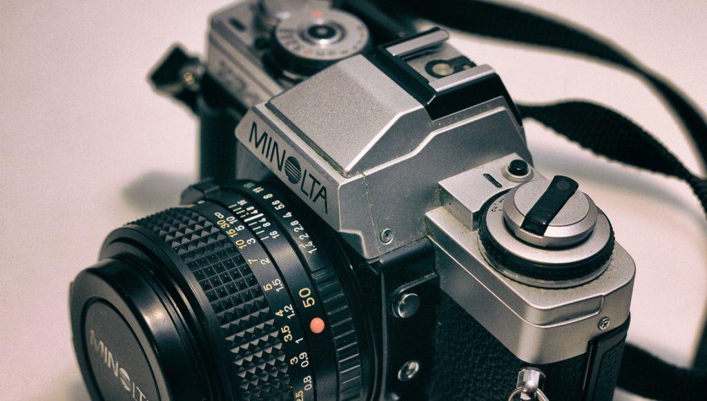 相机, 摄影, 反射, 卷筒, 老, 目的, 1703301130