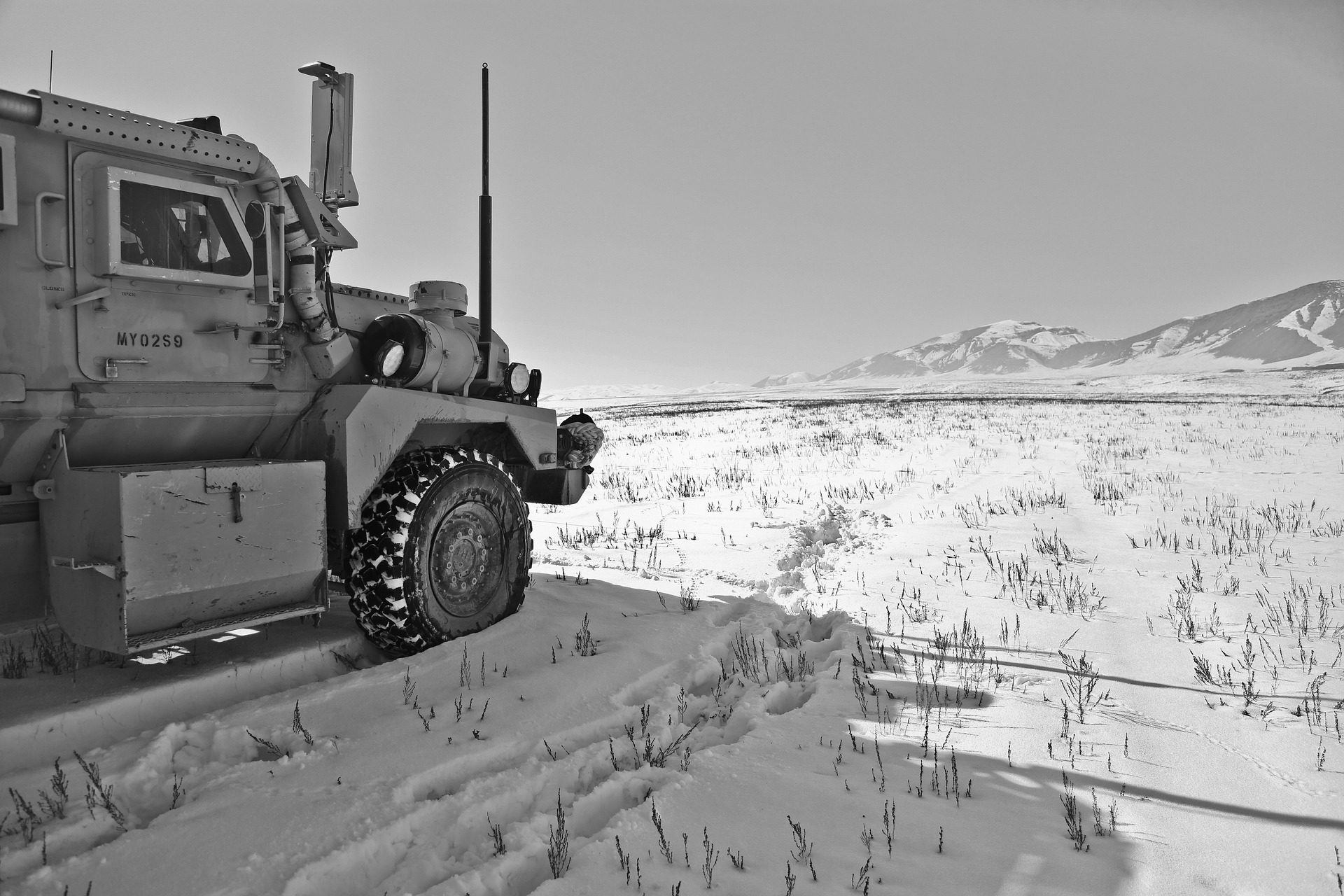 camion, Strada, Nevado, neve, Inverno, Difficoltà - Sfondi HD - Professor-falken.com