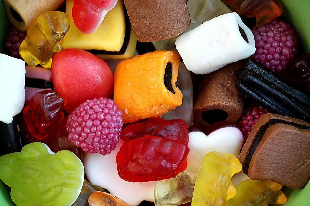 Γλυκό, gomitas, στολίδια, πολύχρωμο, sabores, 1703252355