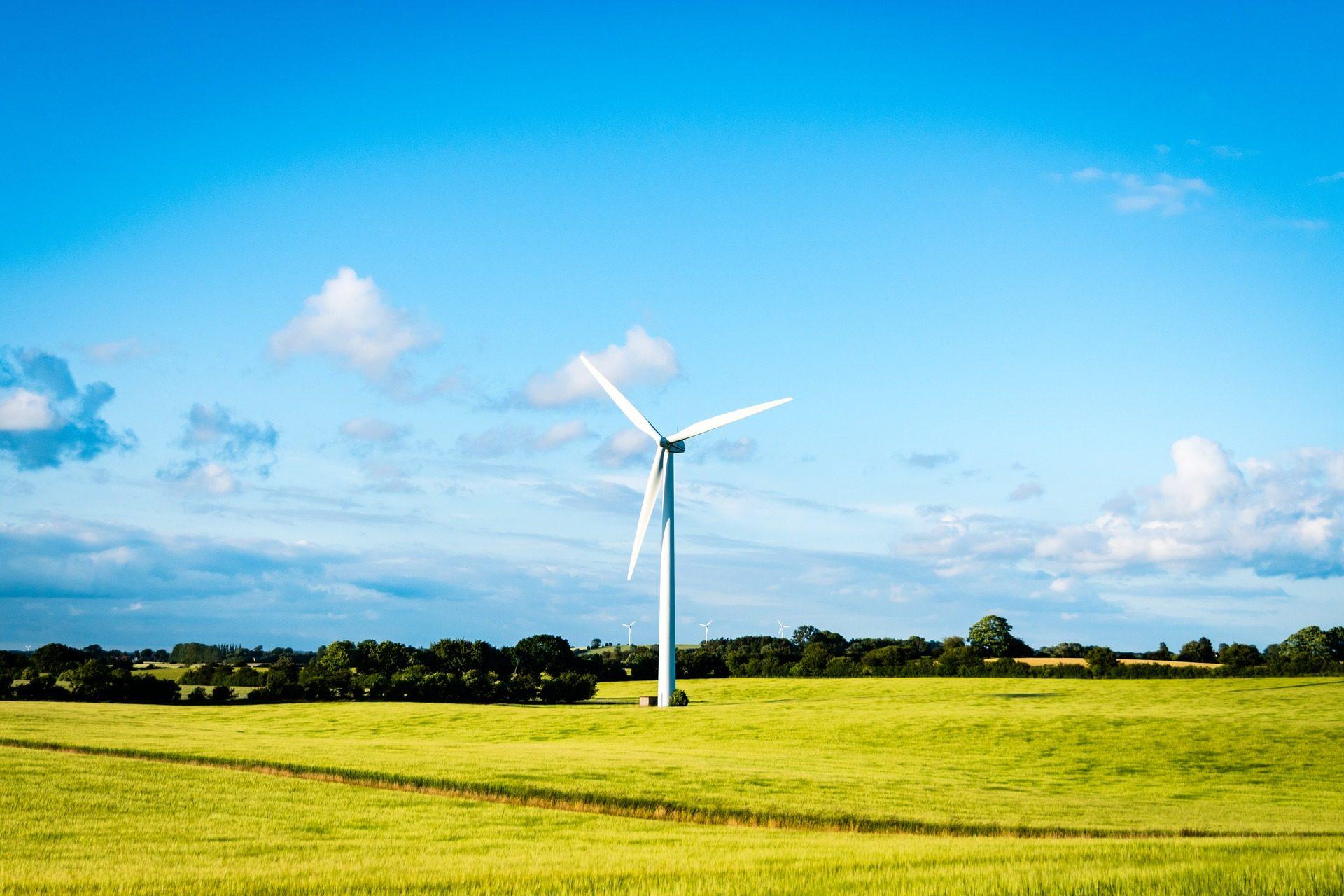 Moulin, énergie, vent, générateur de, renouvelable, nettoyer, future - Fonds d'écran HD - Professor-falken.com