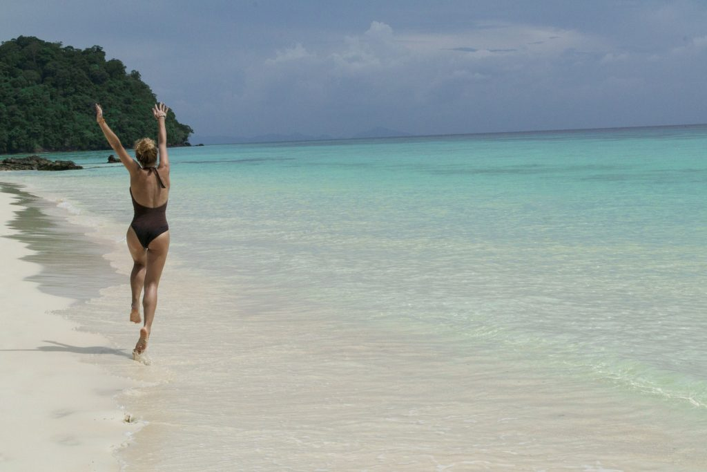 ビーチ, virgen, paraiso, 女性, リラックス, 楽しい, 1703281110