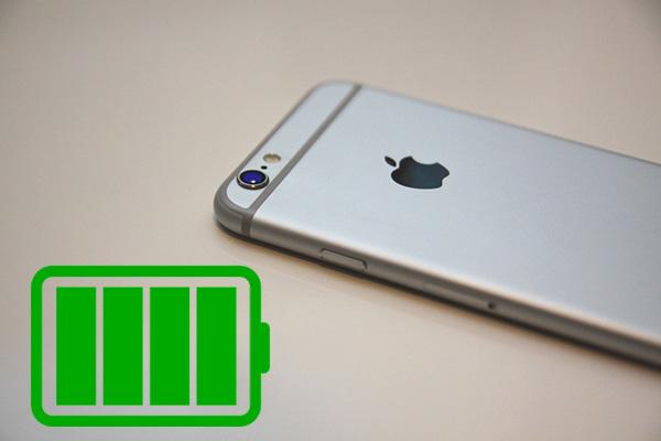 Gewusst wie: Batteriestrom zu sparen, indem man Ihr iPhone-Handy auf den Kopf gestellt