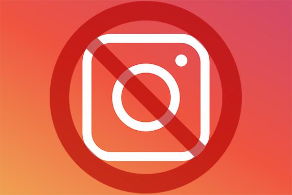 Cómo bloquear, o desbloquear, a alguien en Instagram
