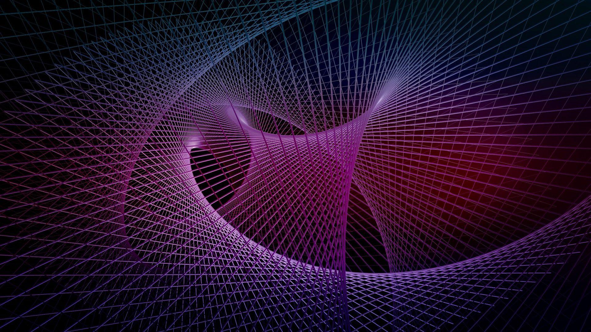maya, formas, rombos, red, fractal, geometría - Fondos de Pantalla HD - professor-falken.com