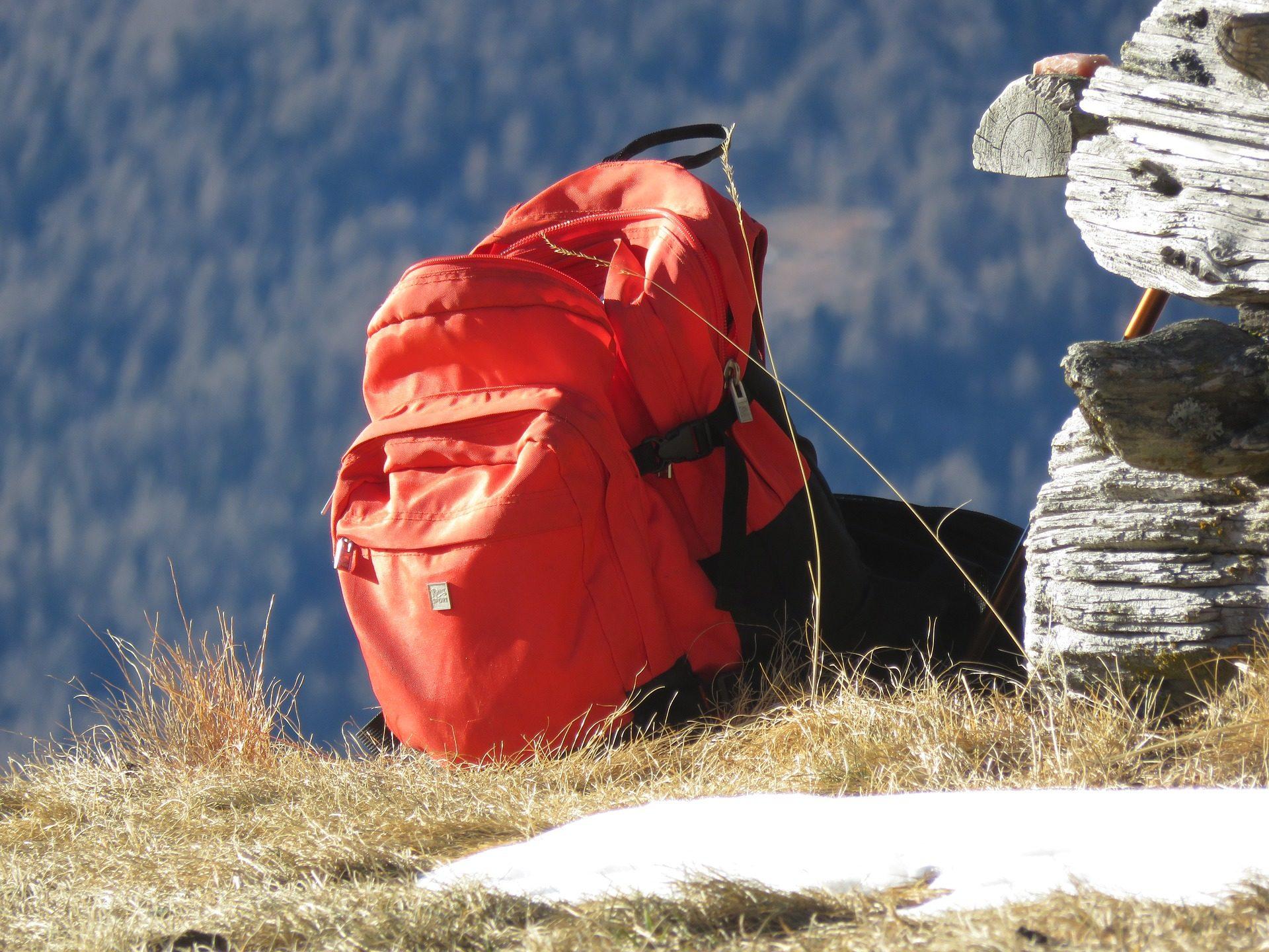 Sac à dos, matériel, traversant, randonnée pédestre, mise en service - Fonds d'écran HD - Professor-falken.com
