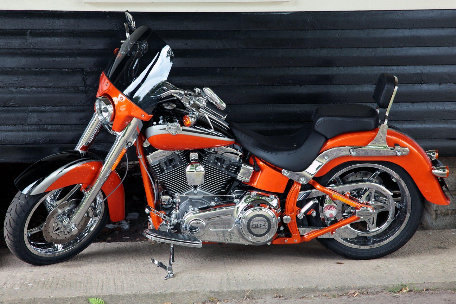 Fahrrad, Stil, Leidenschaft, Harley Davidson, Motorrad - Wallpaper HD - Prof.-falken.com
