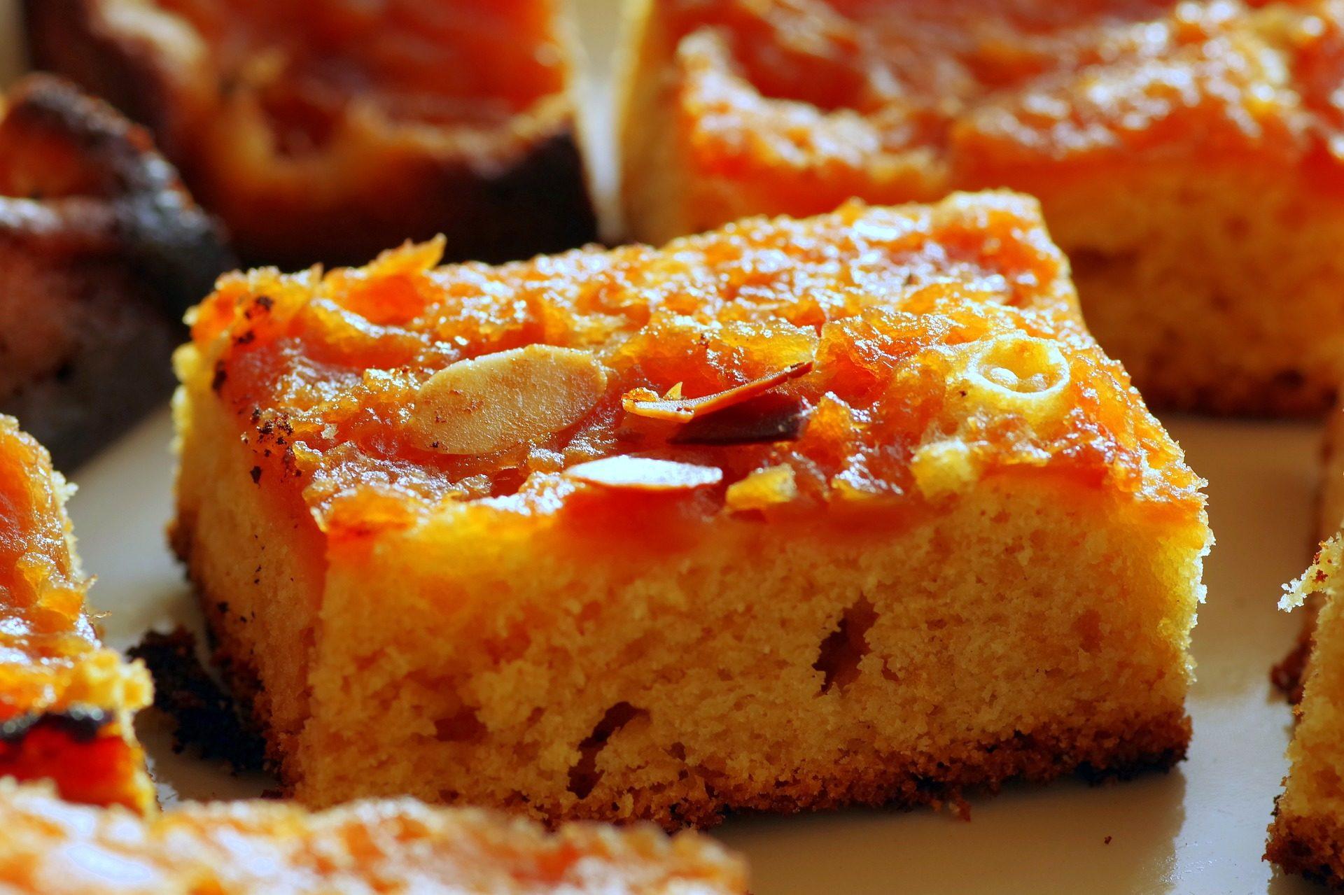 bolo, doce, cidra, amêndoas, abóbora, sobremesa - Papéis de parede HD - Professor-falken.com