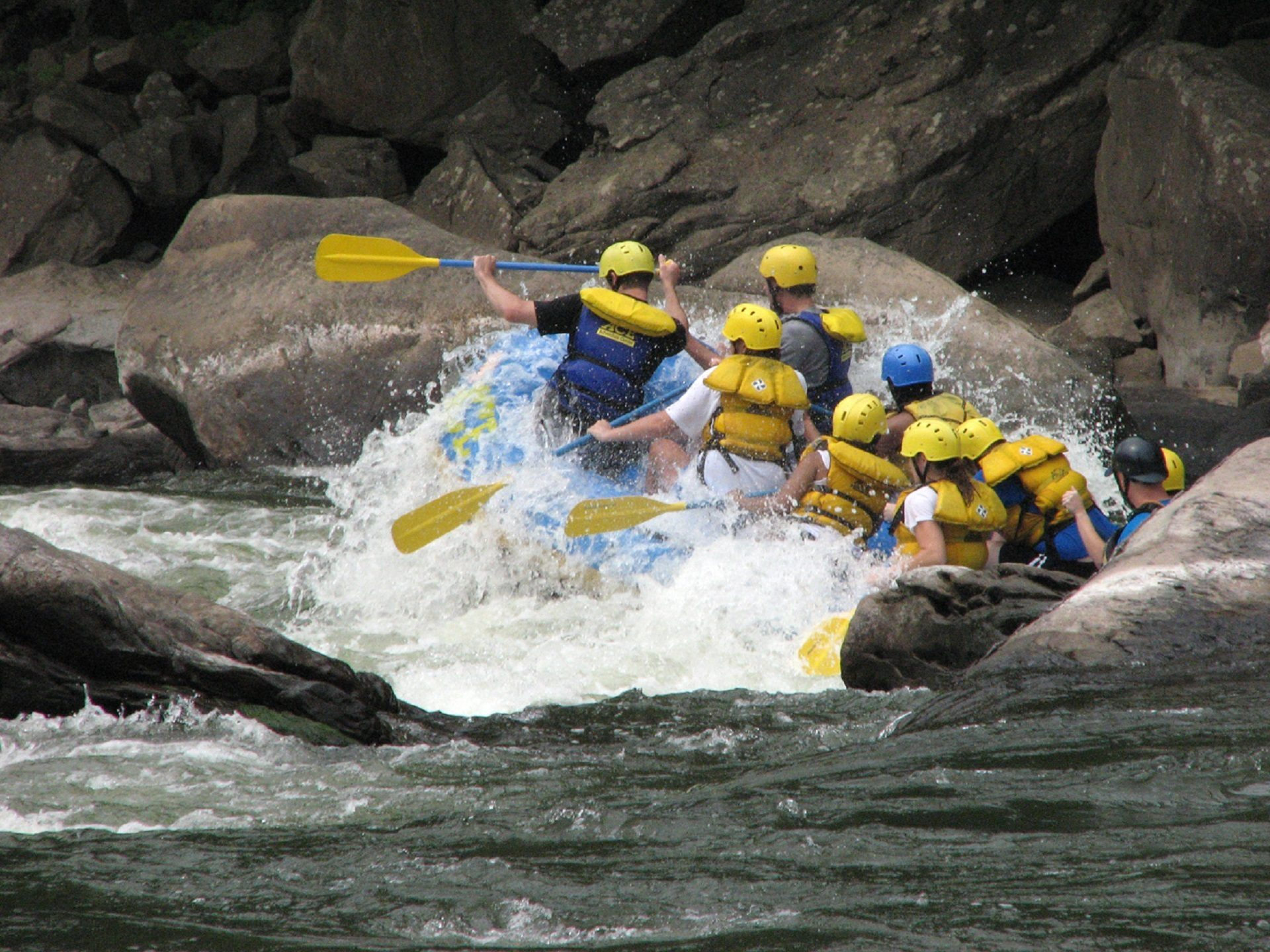 ράφτινγκ, γρήγορη, Ποταμός, Περιπέτεια, κινδύνου, νερό - Wallpapers HD - Professor-falken.com
