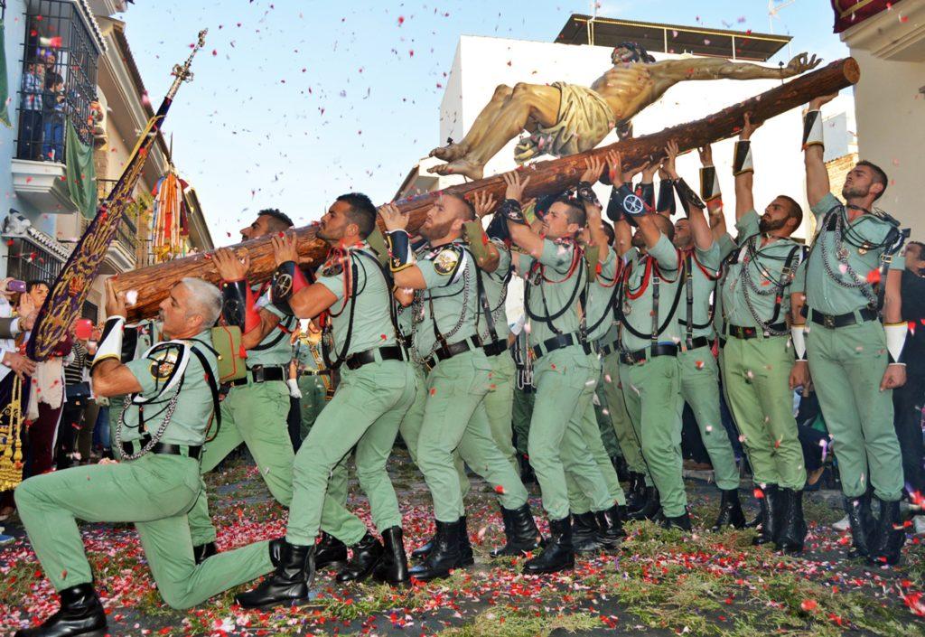 复活节, 传统, 基督, 士兵, 军团, Alhaurín 德拉托雷, 西班牙, 1704101646