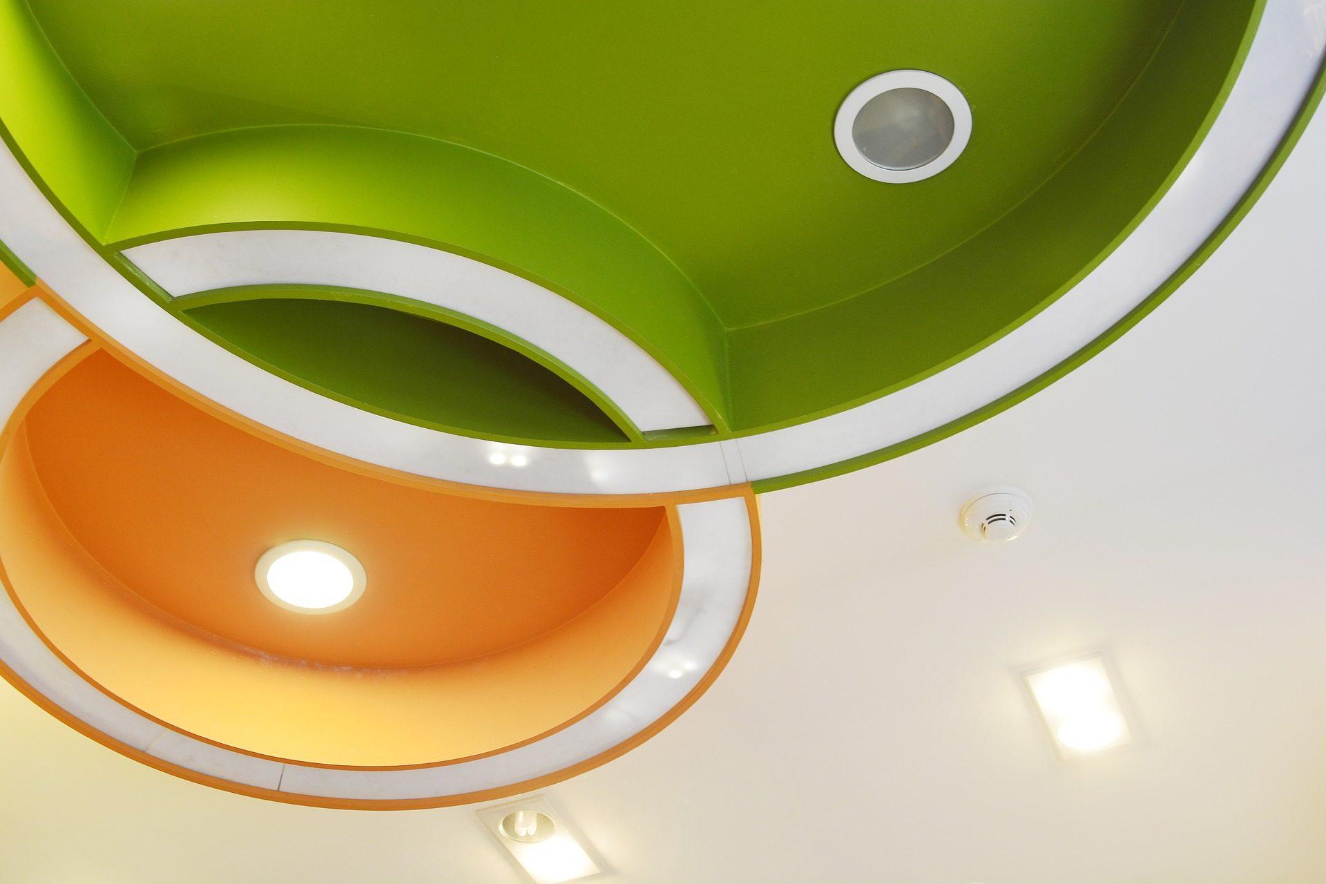 الحد الأقصى, أضواء, إنذار, مصابيح, الهياكل, ملون - خلفيات عالية الدقة - أستاذ falken.com