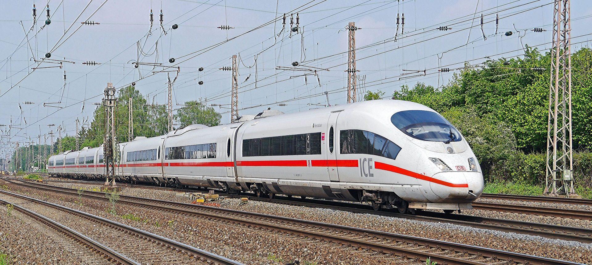 train, chemin de fer, voies, Rails, aérodynamique - Fonds d'écran HD - Professor-falken.com